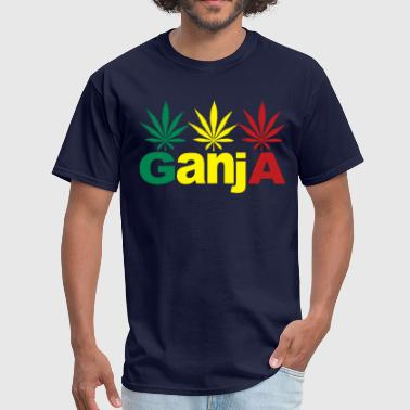 Doping ganja - Men's T-Shirt