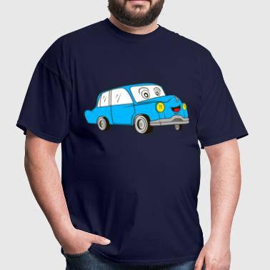 Old Cartoon Car - Men's T-Shirt