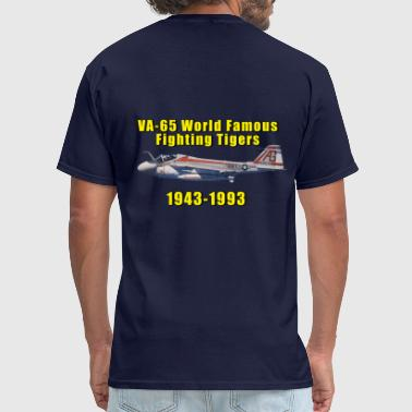 VA-65 A-6 Intruder Tribute Design - Men's T-Shirt