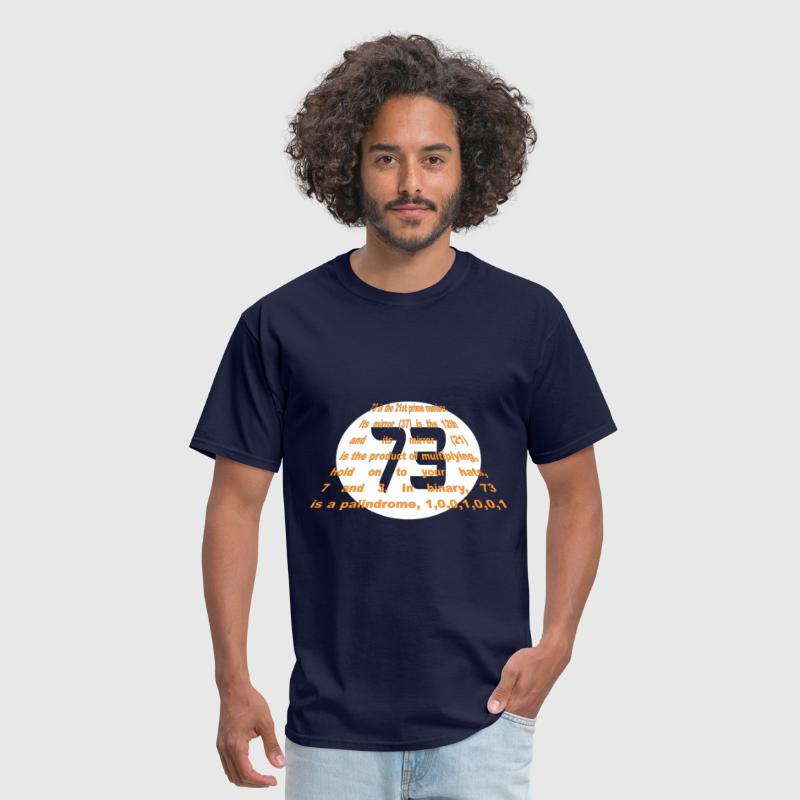 Sheldon 73 - Men's T-Shirt