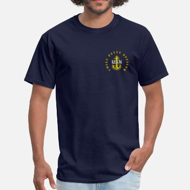 Navy Chief CPO Chief Petty Officer - Men's T-Shirt