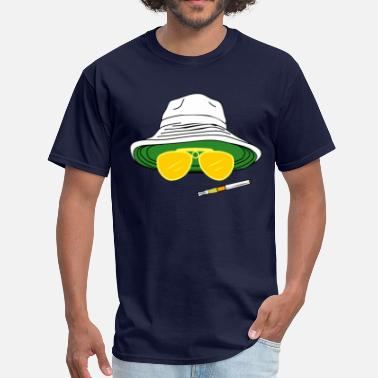 Lsd Satire Fear and Loathing In Las Vegas Raoul Duke - Men's T-Shirt