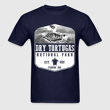Dry Tortugas - Men's T-Shirt