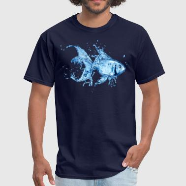 water fish - Men's T-Shirt