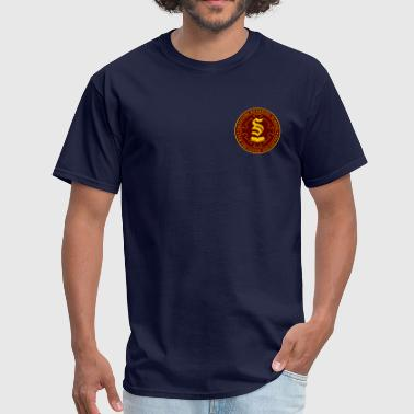 School Board Salvatore Boarding School Crest - Men's T-Shirt