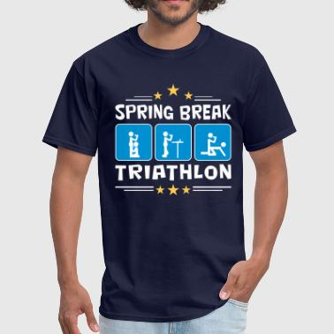 spring break triathlon - Men's T-Shirt