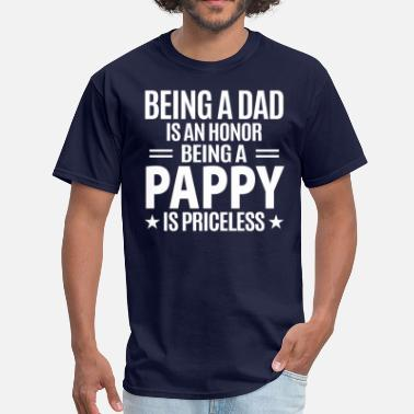 For Pappy Pappy - Men's T-Shirt