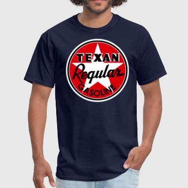 Texan Gasoline - Men's T-Shirt