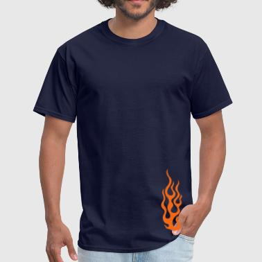 flames 3 - Men's T-Shirt