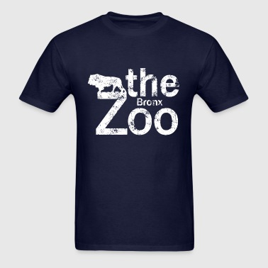 Bronx Zoo - Men's T-Shirt