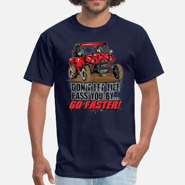 Racing UTV Racer Life Pass - Men's T-Shirt