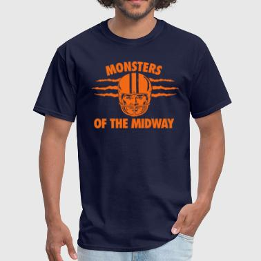 Monsters Monsters of the Midway - Men's T-Shirt
