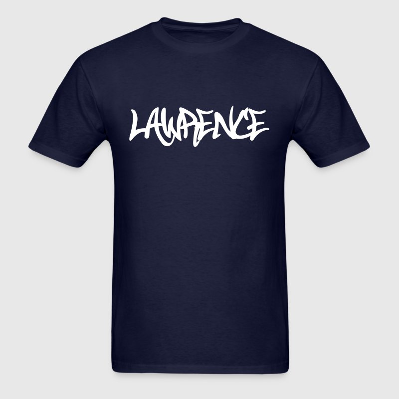 Lawrence Graffiti - Men's T-Shirt