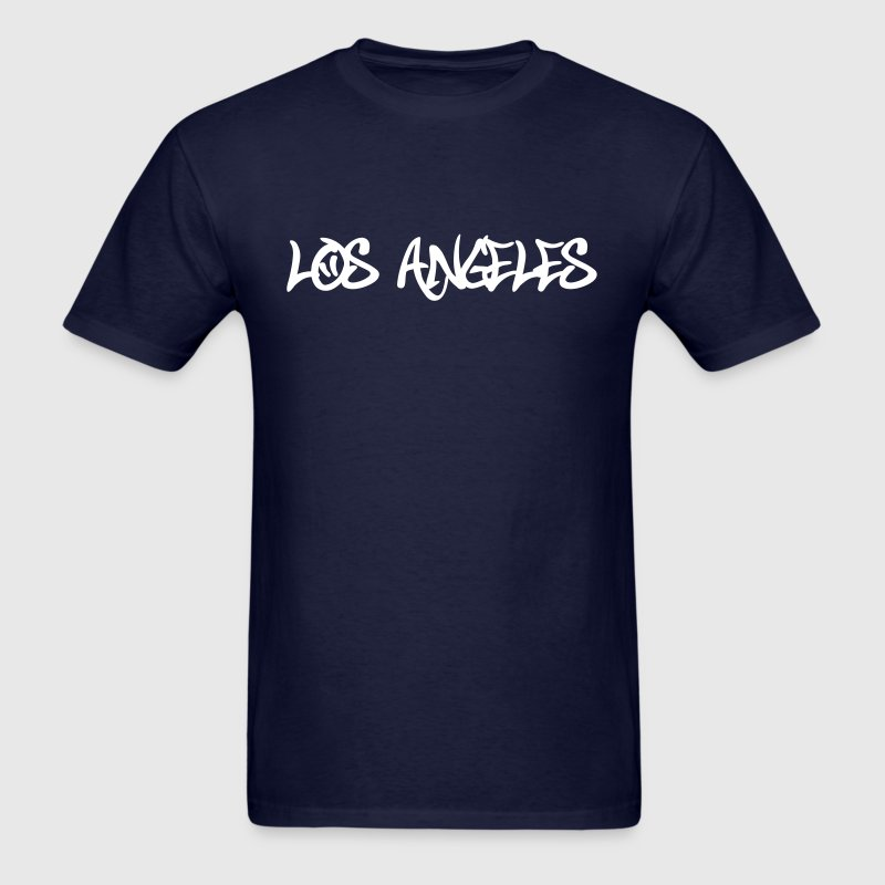 Los Angeles Graffiti - Men's T-Shirt