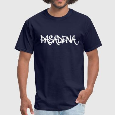 Pasadena Graffiti - Men's T-Shirt