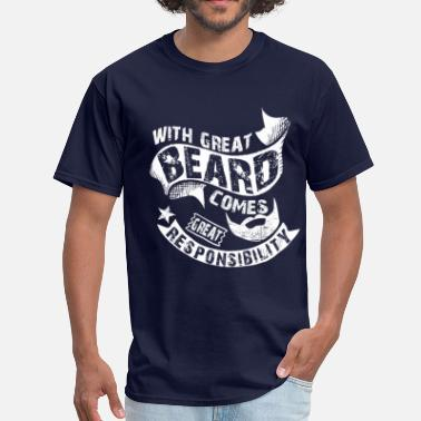 Bearded Man Quotes Bearded Man Quotes - Men's T-Shirt
