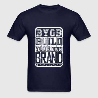 Build Your Own Brand T-Shirt Design - Men's T-Shirt