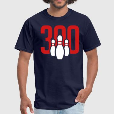 The Perfect Bowling Game - Men's T-Shirt