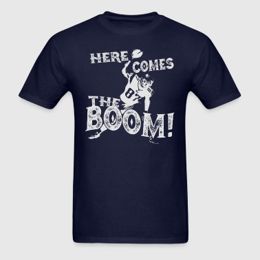 boom_gray - Men's T-Shirt
