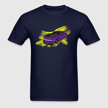 Bagged Camaro - Men's T-Shirt