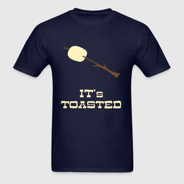 It's Toasted - Men's T-Shirt