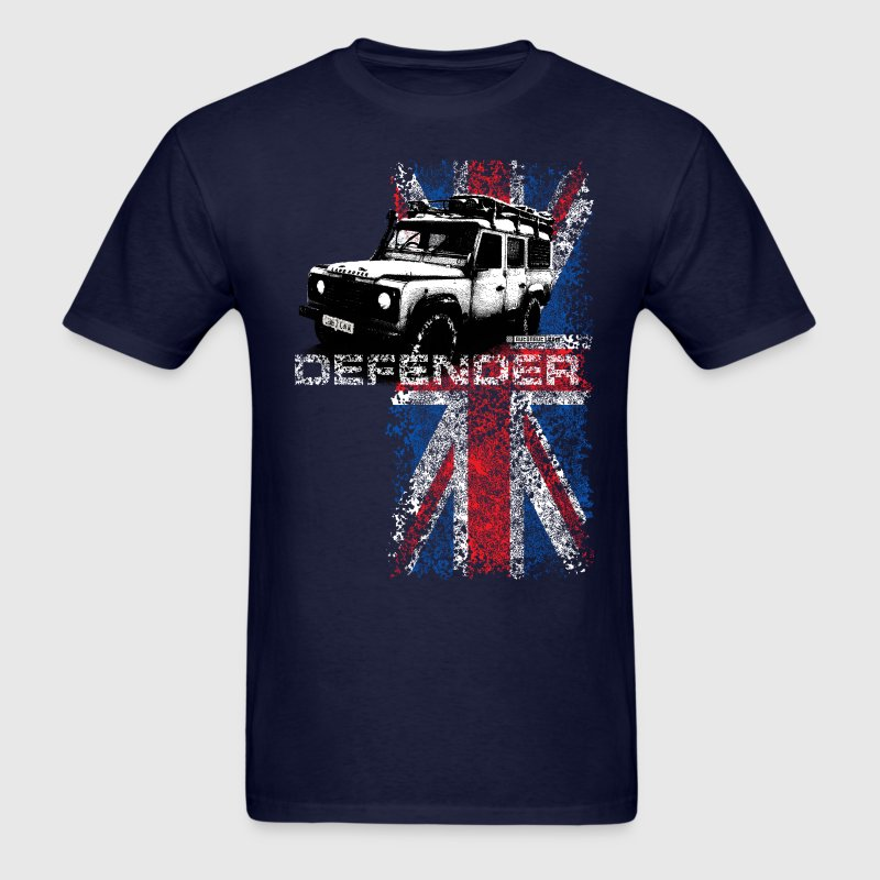 Land Rover Defender - AUTONAUT.com - Men's T-Shirt
