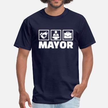 Mayor Mayor - Men's T-Shirt