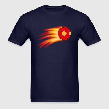 handball comet - Men's T-Shirt