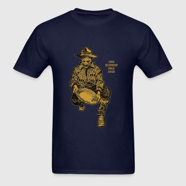 1898 Alaska Klondike Gold Rush Miner - Men's T-Shirt