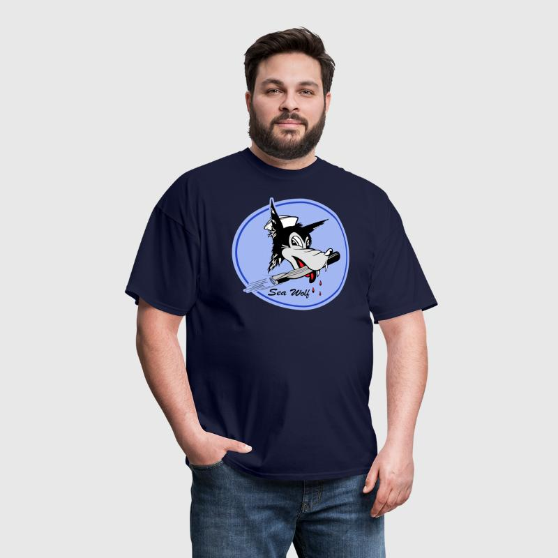 Sea Wolf - Men's T-Shirt