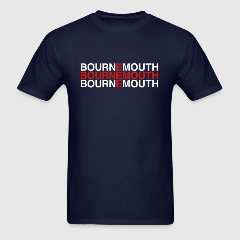 BOURNEMOUTH - Men's T-Shirt
