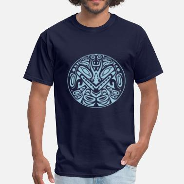 Haida Art Haida Seamonster - Men's T-Shirt
