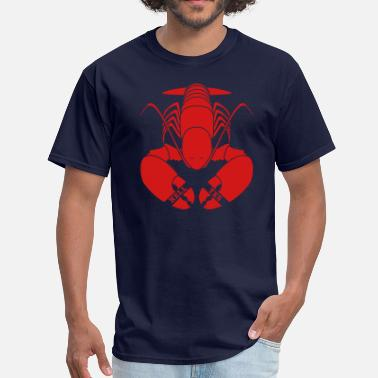 Lobster? Hell Yes. - Men's T-Shirt