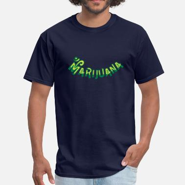 Om Apparel Om Marijuana - Men's T-Shirt