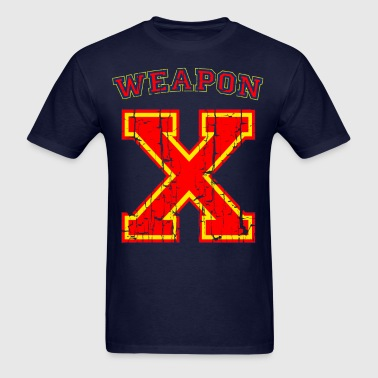 Weapon X - Men's T-Shirt