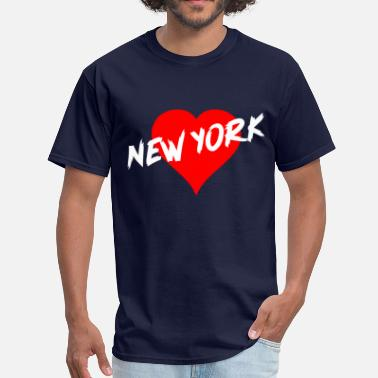 New York Yankee New York - Men's T-Shirt