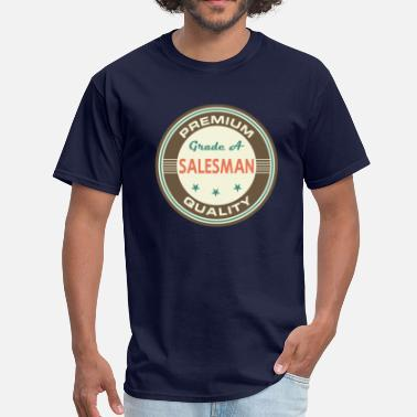 Dealership Salesman Appreciation Gift - Men's T-Shirt
