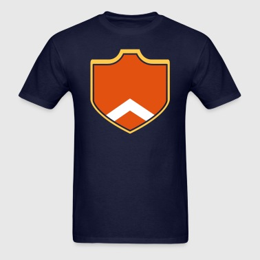 Clash With Your Clan Shield- 09 - Men's T-Shirt