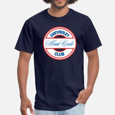 Carlo Chevrolet Monte Carlo Club - Men's T-Shirt