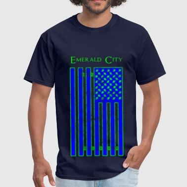 Seattle  - Men's T-Shirt