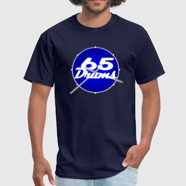 65 Drums  - Men's T-Shirt