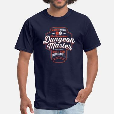 Dungeon Master - Men's T-Shirt