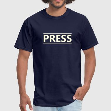 Press press - Men's T-Shirt