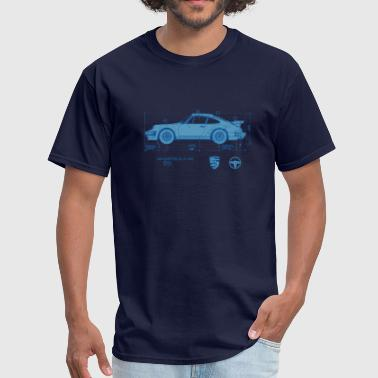 Car Enthusiast  911 Enthusiast T - Men's T-Shirt
