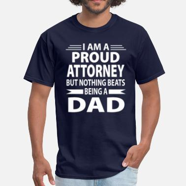 Attorney Dad Attorney - Men's T-Shirt