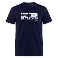Sexy thing t-shirts