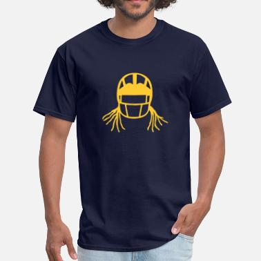 Michigan Football Michigan Dreads Shirt - Men's T-Shirt