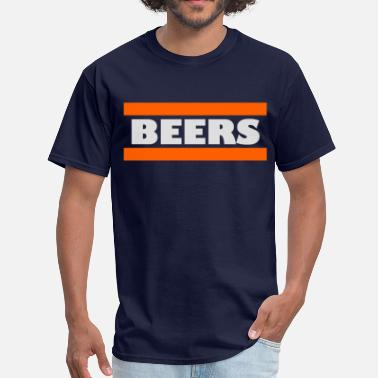 Chicago Beers - Men's T-Shirt