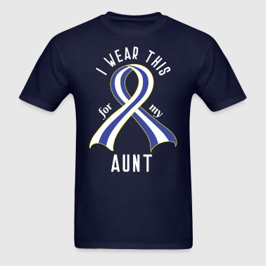ALS Awareness for my Aunt - Men's T-Shirt