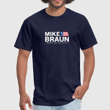 Republicans MIKE BRAUN INDIANA Senate US 2018 - Men's T-Shirt